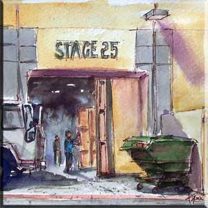 SoundStage Hollywood Backlots