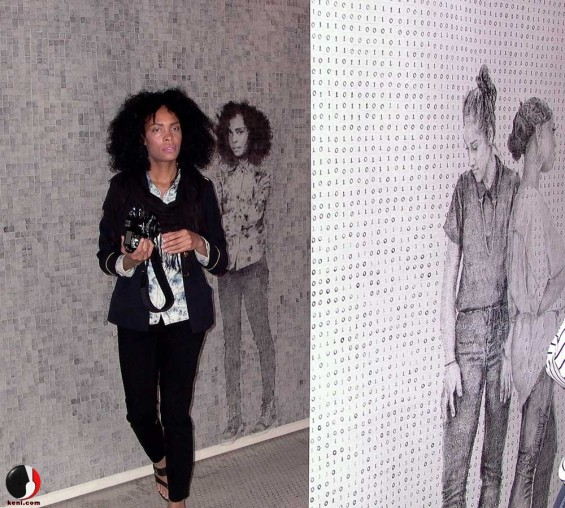 New Art Installation by Kenturah Davis – Sonder